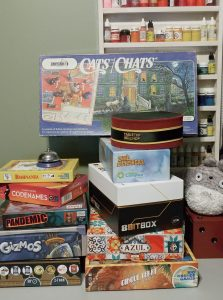 Casual Game Backdrop - Tips for Starting Your Own Tabletop Gaming Club - Ask The Bellhop