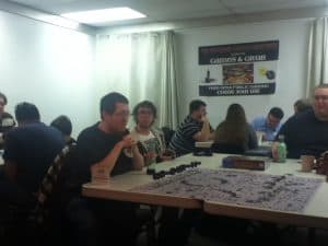 A shot from an early Windsor Gaming Resource Event.