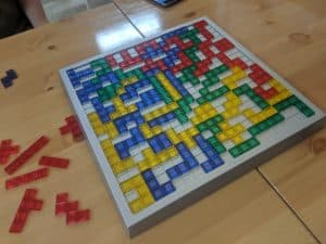 I'm still shocked by how good Blokus really is.