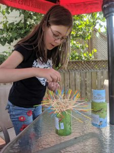 Gwen Playing Go Cuckoo - Go Cuckoo, A Kids' Game That Everyone I Have Shown Loves - Board Game Review