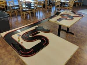 A crazy Pitchcar track.