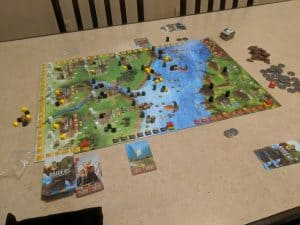 We were playing Raiders of the North Sea at like 3am at QCC.