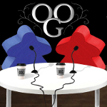 Out of Game Podcast Logo