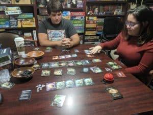 Playing Eminent Domain Three Player