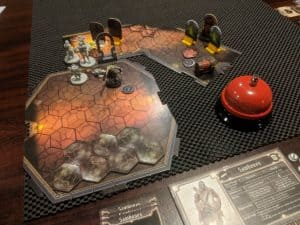 Gloomhaven scenario #26 second room.