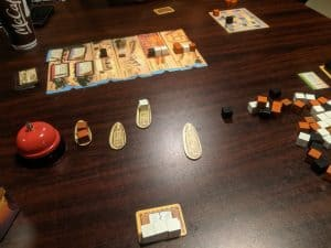 Imhotep Builder of Egypt being played.