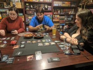 Playing Eminent Domain at home - First plays of Zombicide: Invader and Imhotep. Giving Lotus Another Shot and Eminent Domain -  Tabletop Gaming Weekly