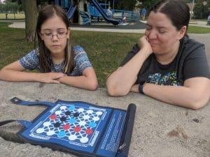 Zenteeko Camping - Great Story Games and Board Games to Bring Camping - Ask The Bellhop