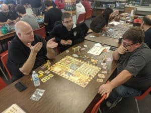 Blitz Strasbourg and Clank - Extra Life Board Game Blitz Charity Board Game Tournament Wrap Up
