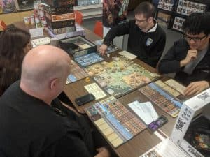 Endeavor At Blitz - I Need to get Anachrony and Endeavor Age of Sail to the Table More Often - Tabletop Gaming Weekly