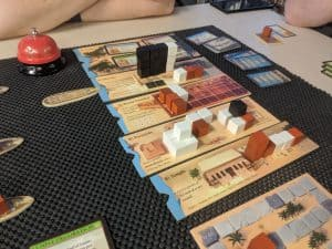 Imhotep End Game - Great Board Games For When You Have a Mix of Gamers and Non-Gamers - Ask the Bellhop
