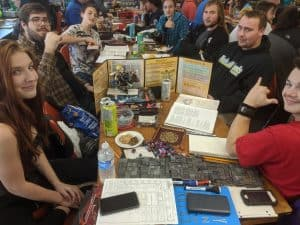 A 25 hour Dungeons & Dragons game for Extra Life
