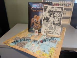 The absolutely horrible Masters of the Universe RPG from FASA