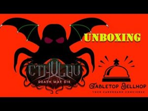 hqdefault1 - A Review of the Lovecraft Themed Board Game Cthulhu Death May Die from CMON Games