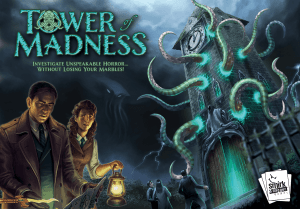 Tower of Madness Box Cover