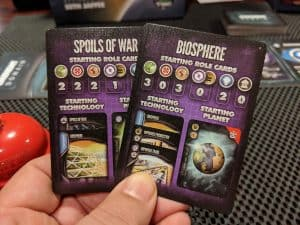Two example Scenarios from the Escalation expansion for Eminent Domain.