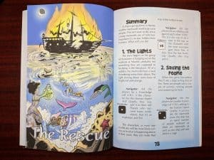 A Mermaid Adventures Revised Adventure: The Rescue