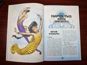 Mermaid Adventures Revised adds new mermaid types like Seahorsefolk