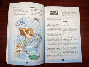 Mermaid Adventures Revised is an RPG set Under the Sea