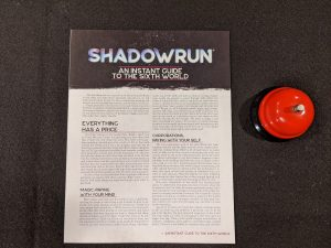 An Instant Guide to the Sixth World for Shadowrun
