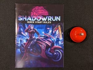 The quick start rules explain all of the mechanics for this edition of Shadowrun