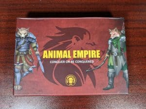 Animal Empire card game.