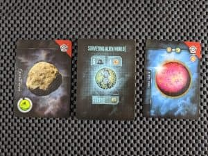 Some of the new planets included in Exotica the second expansion for Eminent Domain