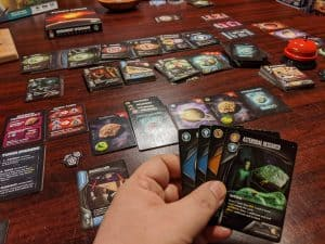 Eminent Domain Exotica combines well with Escalation