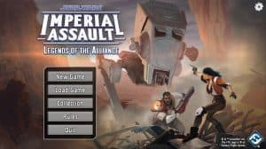 The App for Star Wars Imperial Assault.