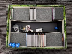 Lots of room in the box for the Pathfinder Adventure Card Game Core Set