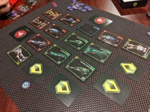 Playing the Robotech Card Game Force of Arms