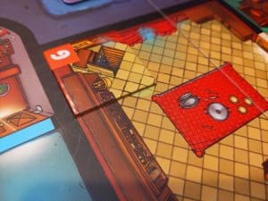 Trapdoors get added to Ghost Fightin' Treasure Hunters with The Creepy Cellar expansion.