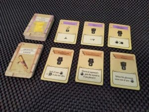 Lessons to be learned in Harry Potter House Cup Competition a Wizarding World Board Game from The Op