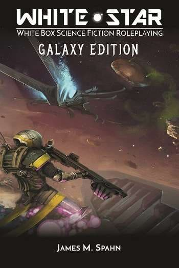 The cover for White Star Galaxy Edition.