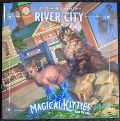 Magical Kitties Save The Day River City Hometown Sourcebook.