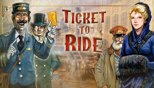 Win a copy of Ticket to Ride on Steam