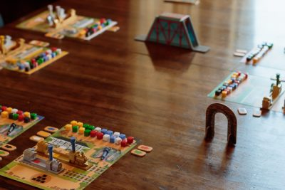 Rail Pass is a unique take on train gaming.