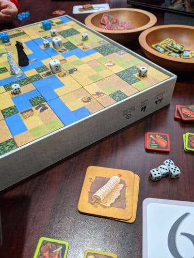 A look at the prototype components in Battle of GOG