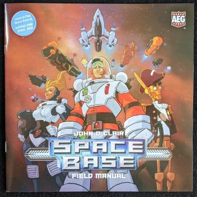 The Rules for Space Base