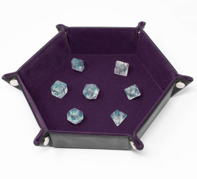 Purplexing (DnD Dice Rolling Tray) from The Dice Works