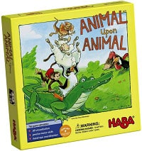 Animal Upon Animal, an ultralight stacking game.