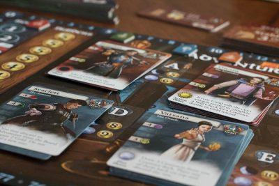 Run an adventurers' guild in Guild Master.