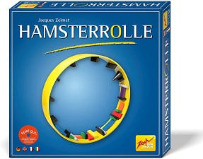 Hamsteroll is a great ultralight tabletop game.