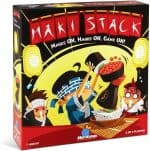 Maki Stack is an ultralight game for game night.