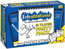 Telestrations is one of the most fun party games out there.