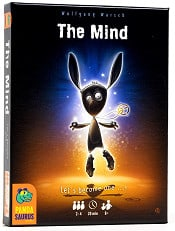 The Mind is one of the best ultralight card games.