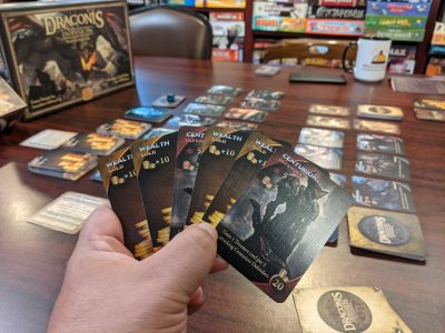 Playing Draconis Invasion with Wrath